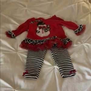 Nannette kids Holiday Outfit